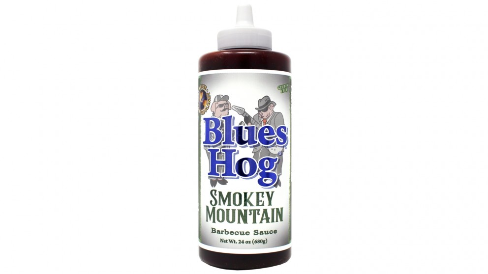 Blues Hog Smokey Mountain Squeeze Bottle