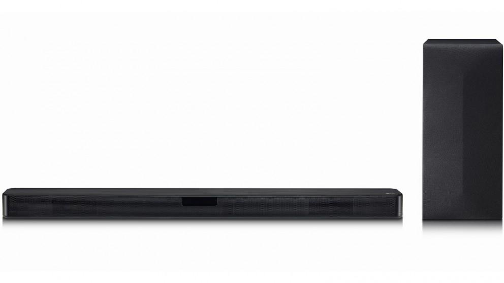 LG 2.1 Channel 300W Soundbar with DTS Virtual:X and AI Sound Pro