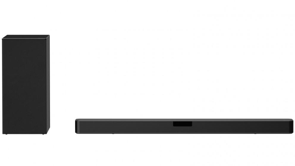 LG 2.1 Channel 400W DTS Virtual:X Soundbar