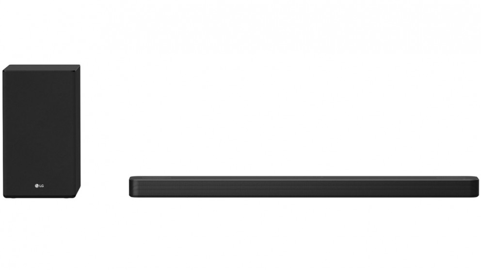 LG 3.1.2 Channel 440W Dolby Atmos Soundbar with Google Assistant