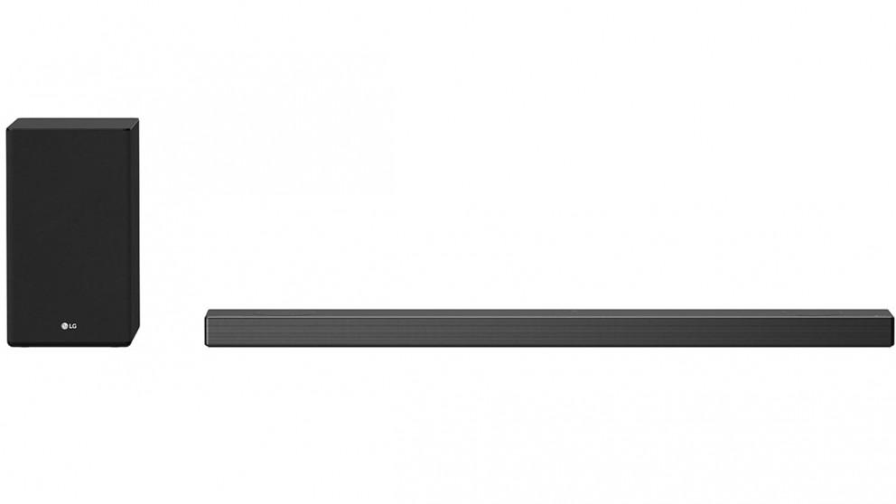 LG 5.1.2 Channel 520W Dolby Atmos Soundbar with Google Assistant