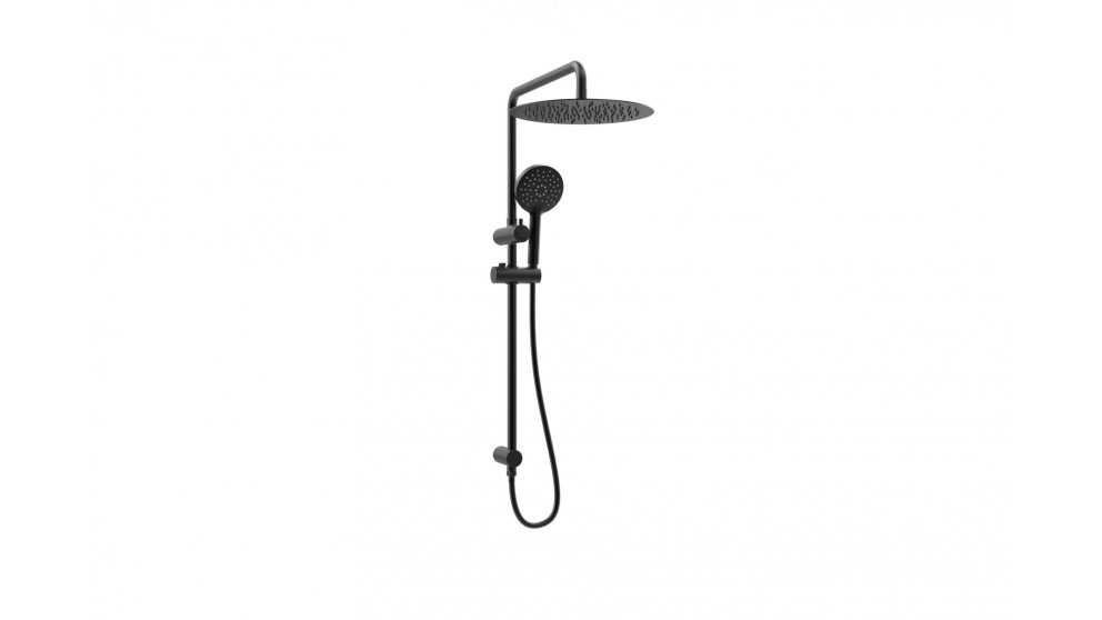 Bravat Source Shower Combination - Matte Black