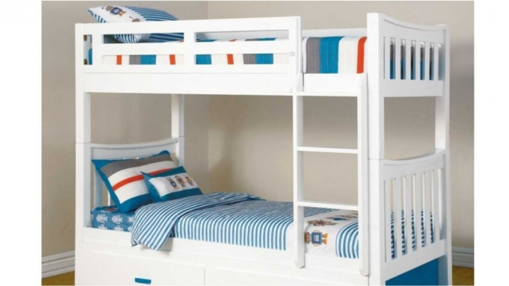 Single Over Double Bunk Beds Australia