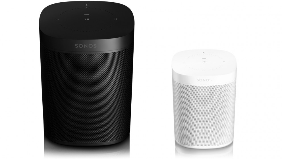 Sonos One Gen 2 Smart Speaker