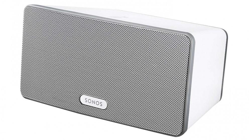 buy sonos play 3 wireless hi fi music system harvey. Black Bedroom Furniture Sets. Home Design Ideas