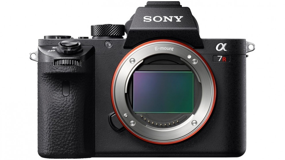Sony A7R II E-Mount Mirrorless Camera Body Only