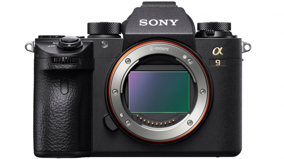 Sony A9 E-Mount Mirrorless Camera Body Only