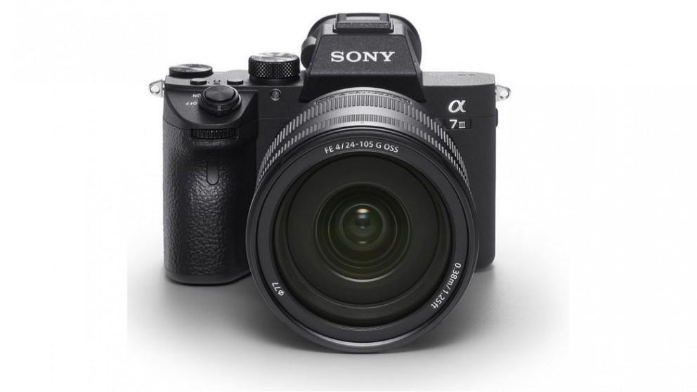 Sony A7 Mark III Camera with 28-70mm Lens Kit
