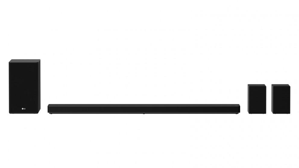 LG SP11RA 7.1.4 Channel 770W with Meridian & Dolby Atmos® Soundbar