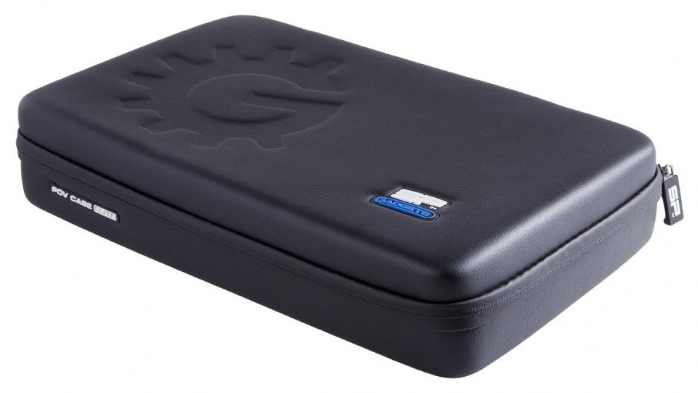 SP Gadget Elite GoPro Edition Large POV Case - Black