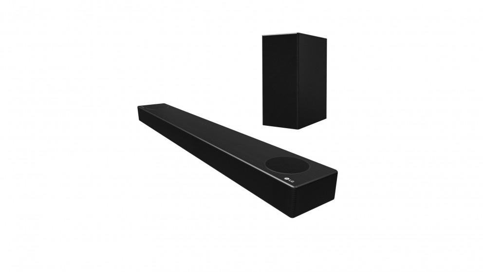 LG SP70Y 3.1.2 Channel 380W with Meridian & Dolby Atmos® Soundbar