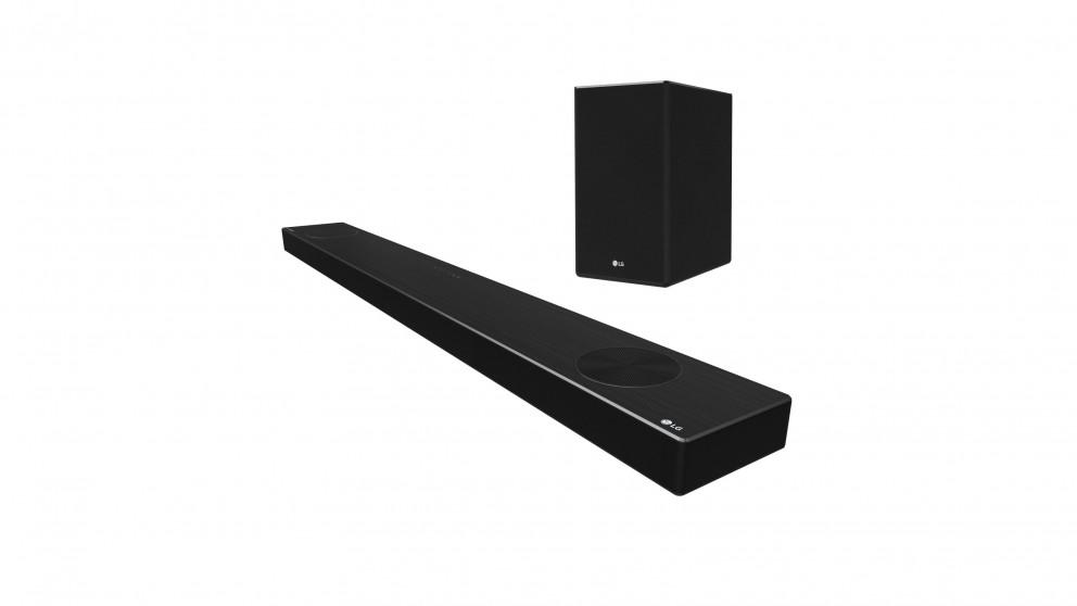 LG SP9YA 5.1.2 Channel 520W with Meridian & Dolby Atmos® Soundbar