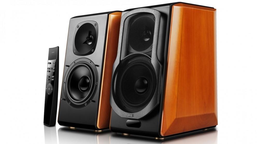 714e2747c2ec35 Buy Edifier S2000 PRO 2.0 Lifestyle Bookshelf Bluetooth Studio Speaker    Harvey Norman AU