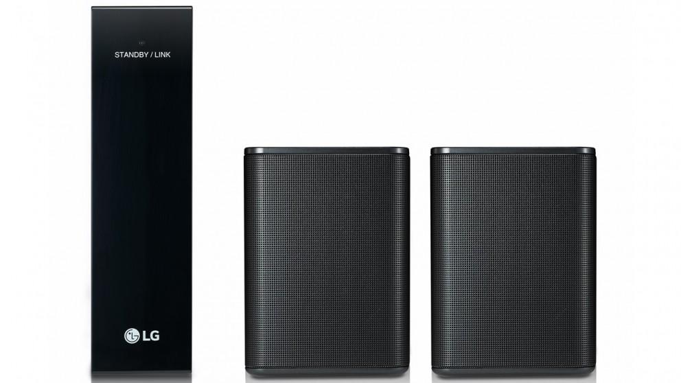 LG 2.0 Channel 140W Wireless Soundbar Rear Speaker Kit