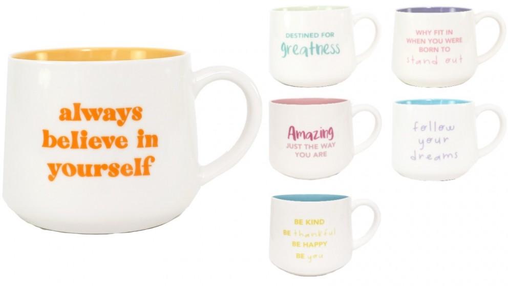 Splosh Colourful Peekaboo Mug