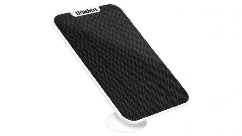 Uniden Guardian App Cam Solo+ 3.2w Solar Panel