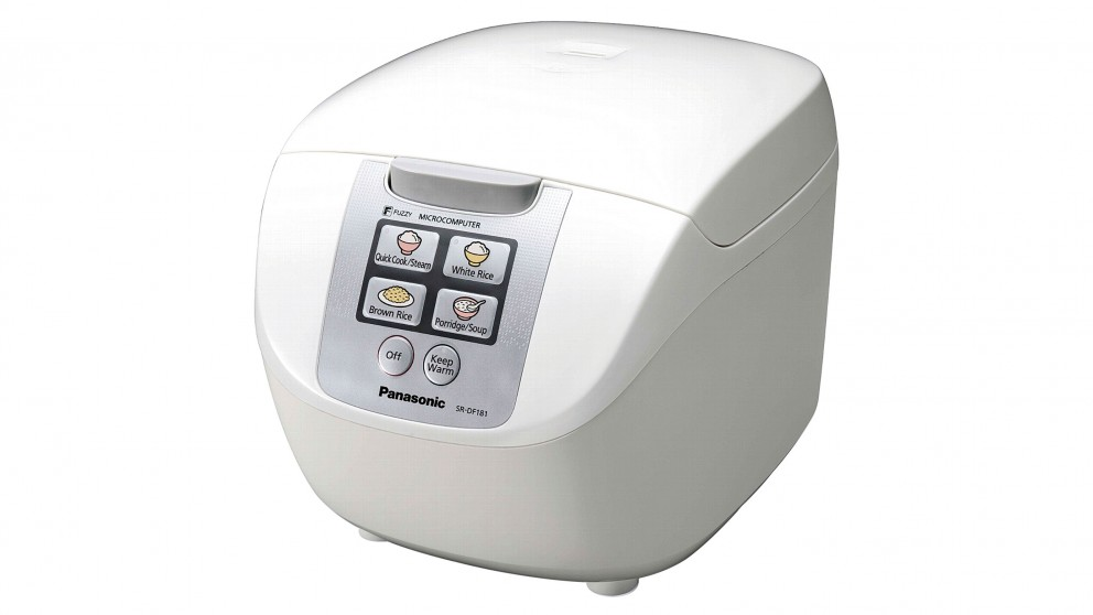 Panasonic SRDF181WST 18L Rice Cooker Cooking Appliances Small
