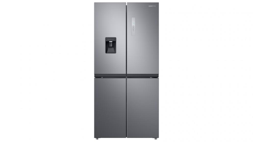Samsung 488L French Door Refrigeration - Silver Layered Steel