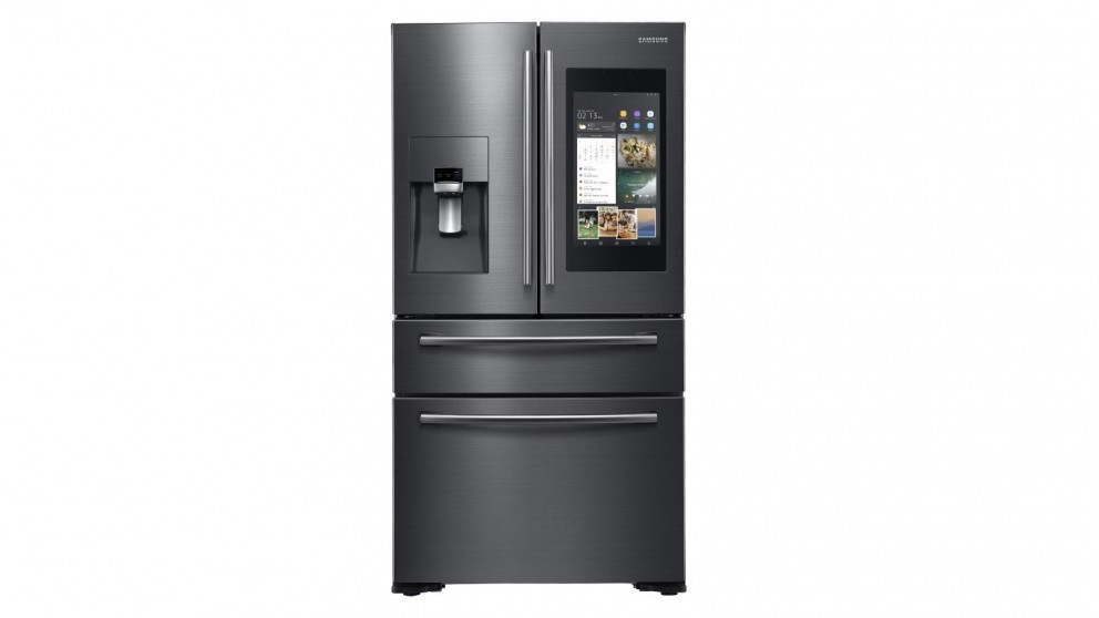 Samsung 651L French Door Fridge - Black Stainless  sc 1 st  Harvey Norman & Buy Samsung 651L French Door Fridge - Black Stainless | Harvey Norman AU