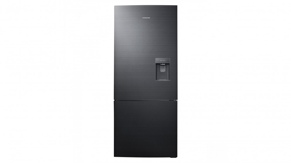 Samsung 455L Bottom Mount Fridge - Metallic Black