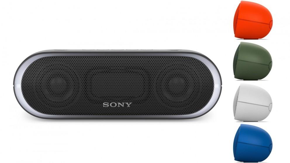 sony ultra portable bluetooth speaker. sony xb20 extra bass portable bluetooth speaker - speakers sound systems headphones, audio \u0026 music | harvey norman australia ultra e