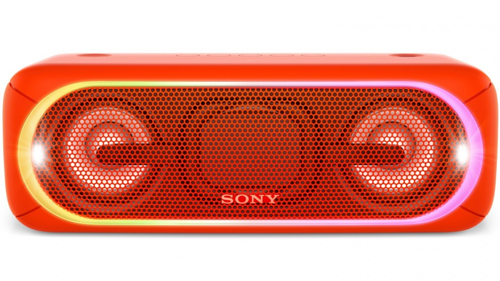 Sony XB40 Extra Bass Portable Bluetooth Speaker - Red