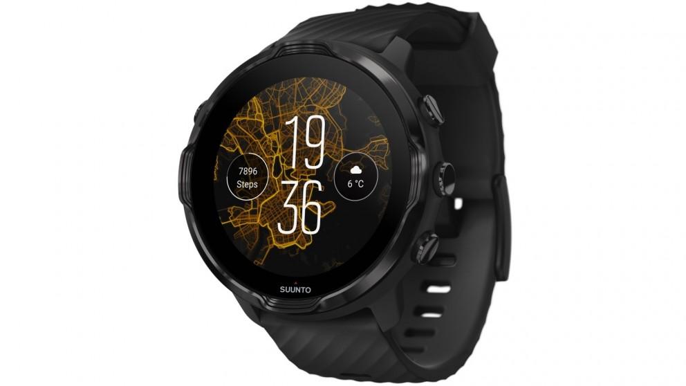 Suunto 7 Smart Watch - Black