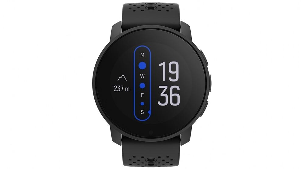 Suunto 9 Peak GPS Sport Watch - All Black