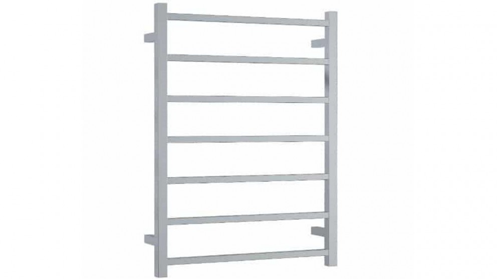 Thermogroup Thermorail 7 Bar Straight Square Heated Towel Rail