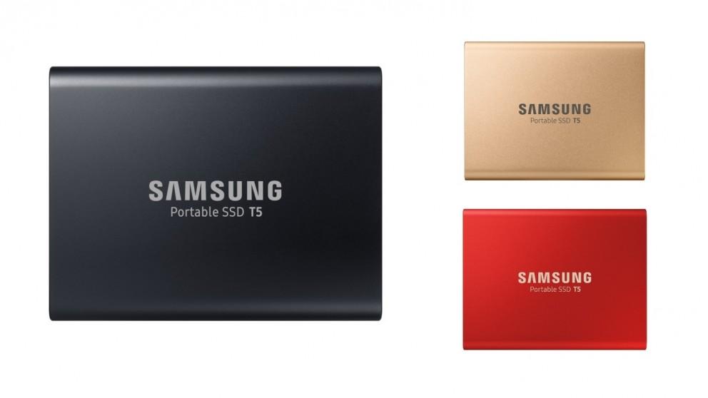 Samsung T5 1TB Portable SSD