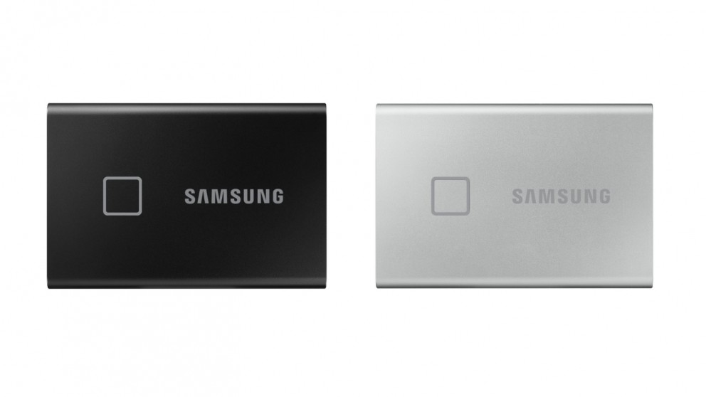 Samsung T7 Touch 1TB Portable SSD