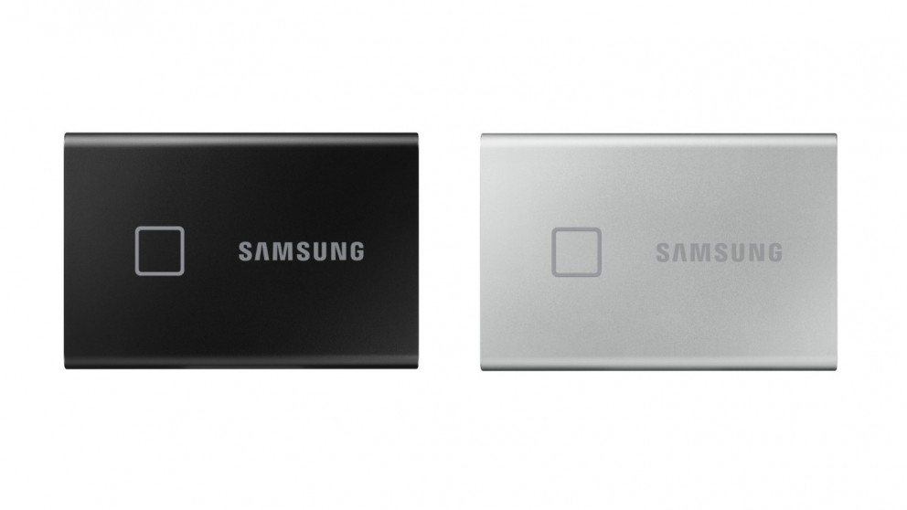 Samsung T7 Touch 500GB Portable SSD