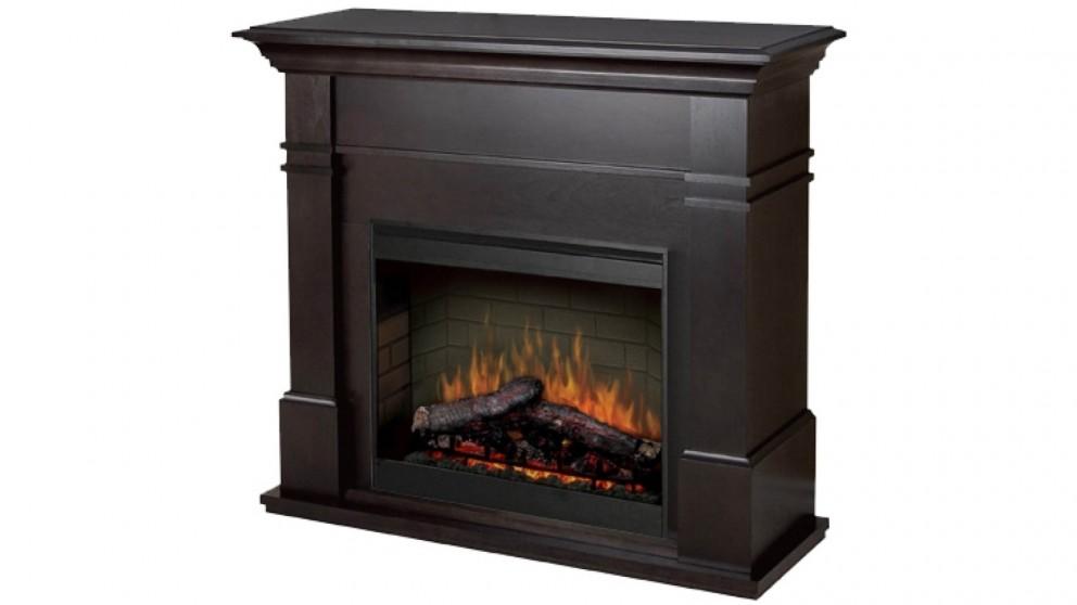 Buy Dimplex Kenton 2000w Electric Fireplace With Mantel Espresso