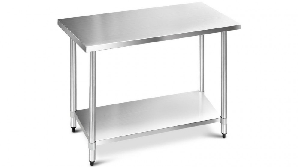 Cefito Stainless Steel Bench Work Table 121.9cmx61cm