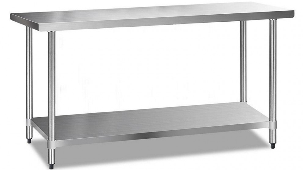 Cefito Stainless Steel Bench Work Table 182.9cmx61cm
