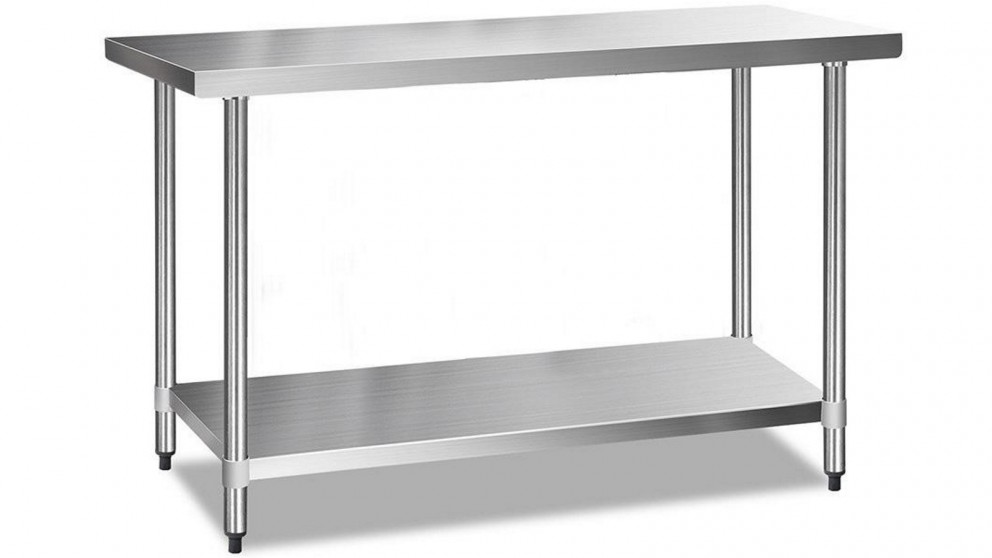 Cefito 430 Stainless Steel Kitchen Benches 152.4cmx61cm