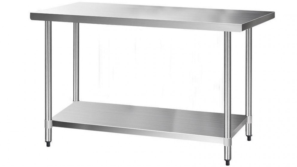 Cefito 430 Stainless Steel Kitchen Benches 152.4cmx76cm
