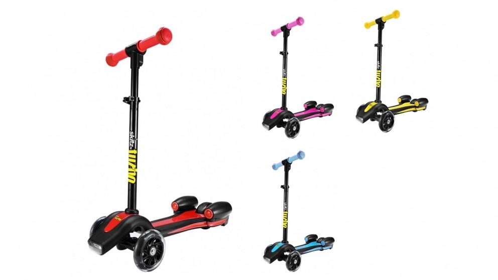 Go Skitz Turbo 3 Wheeler Scooter
