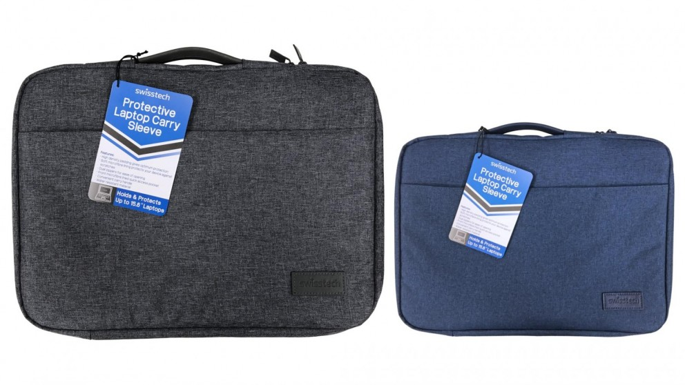"SwissTech 15.6"" Protective Laptop Carry Sleeve"