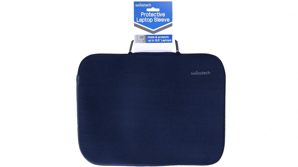 "SwissTech 13.3"" Protective Laptop Sleeve - Blue"