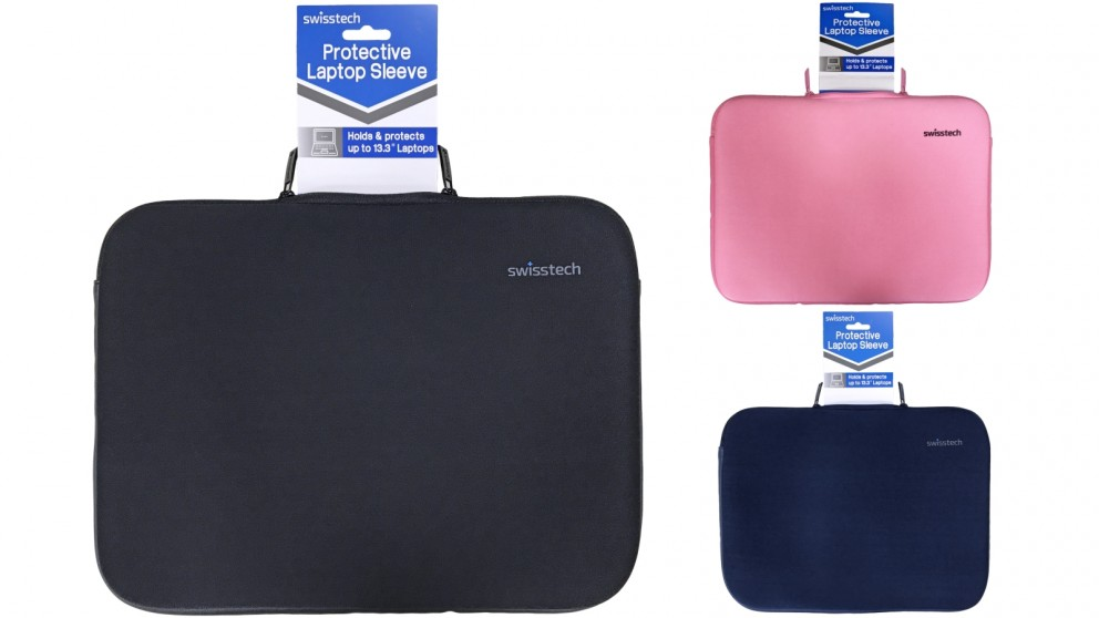 "SwissTech 13.3"" Protective Laptop Sleeve"