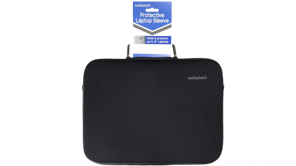 "SwissTech 14"" Protective Laptop Sleeve - Black"