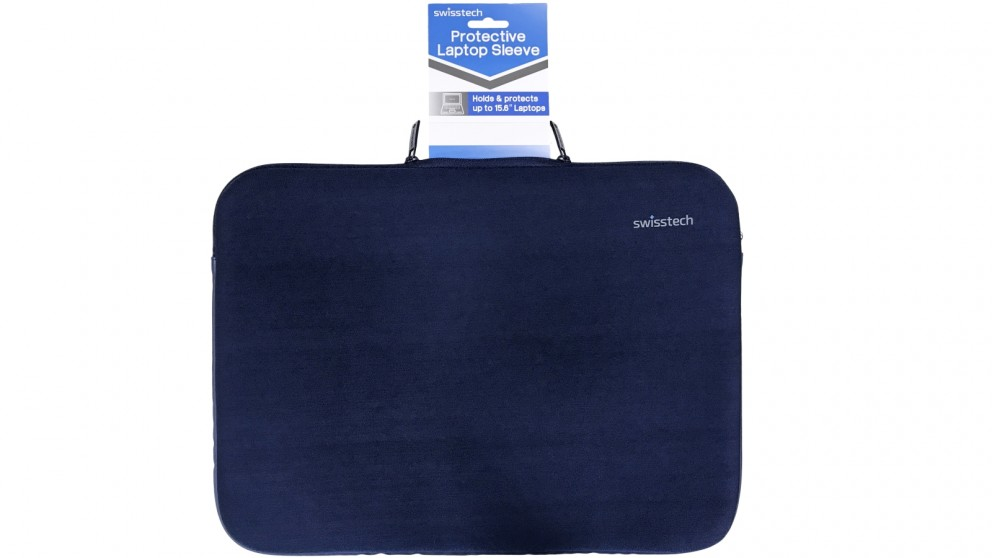 "SwissTech 15.6"" Protective Laptop Sleeve - Blue"