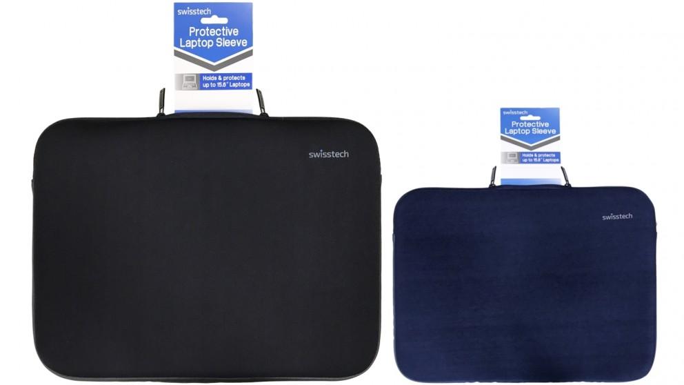 "SwissTech 15.6"" Protective Laptop Sleeve"