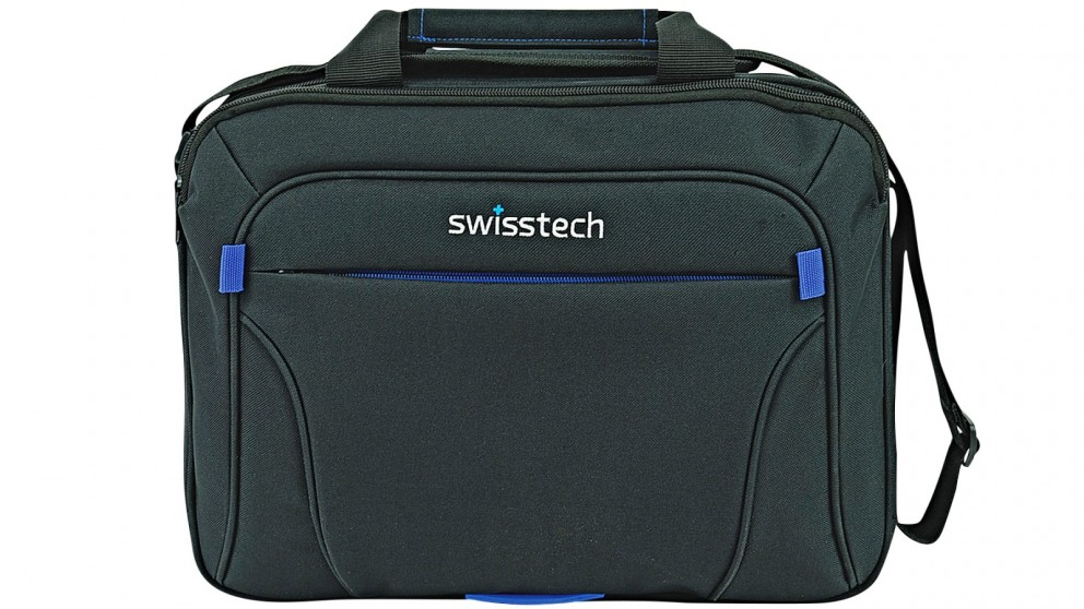 "SwissTech 14"" Laptop Bag - Black"
