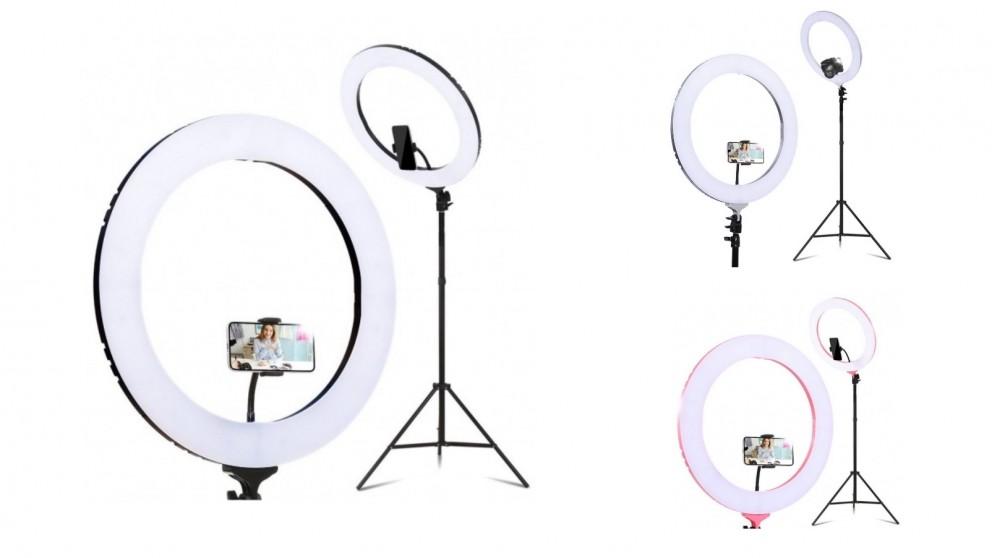 Embellir 19-inch LED Ring Light Stand
