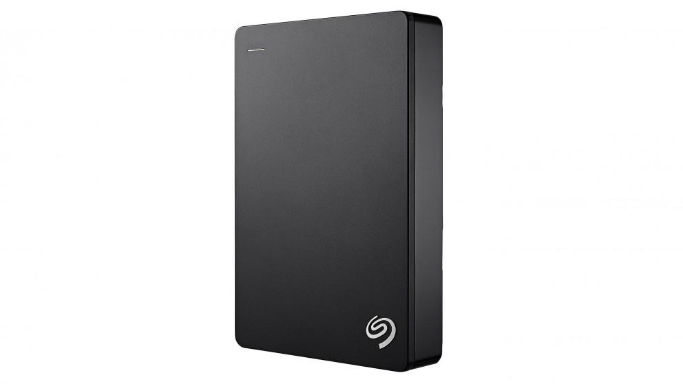 Seagate Backup Plus 5TB Portable Hard Drive - Black