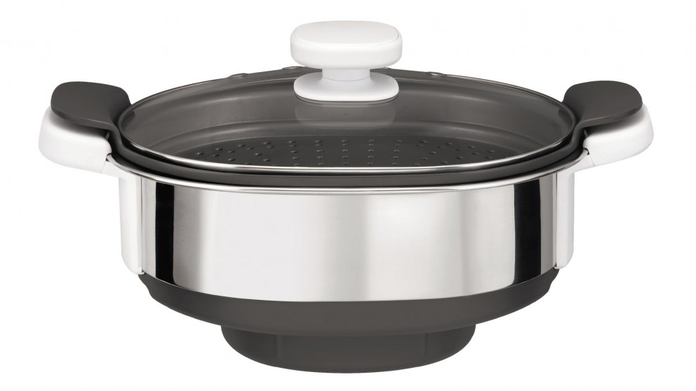 Tefal cuisine companion steamer basket accessory cooking for Art and cuisine cookware review