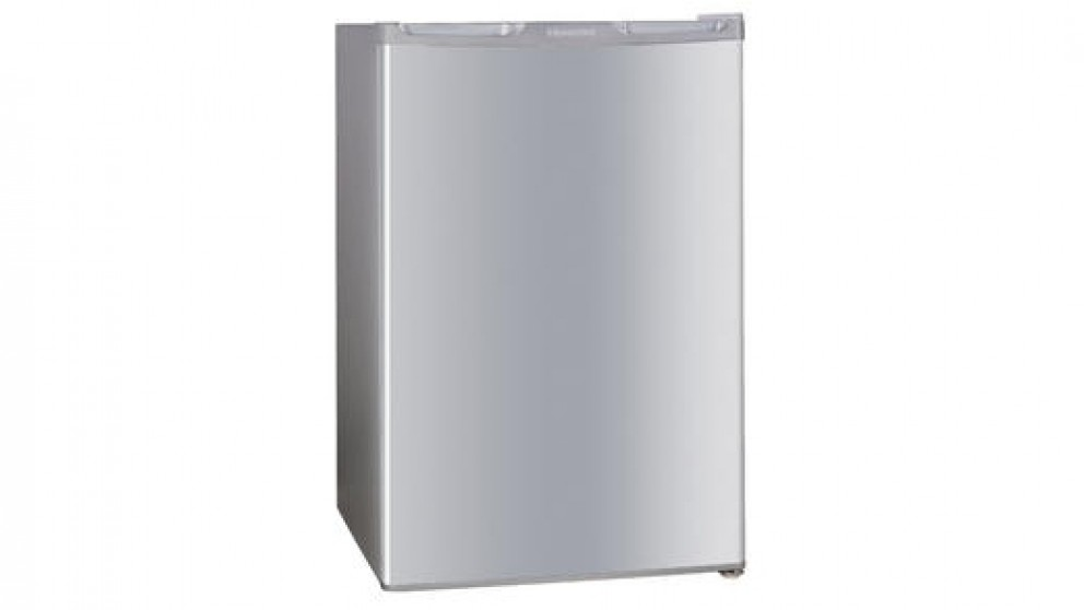 Hisense 120L Reversible Door Bar Fridge - Stainless Steel