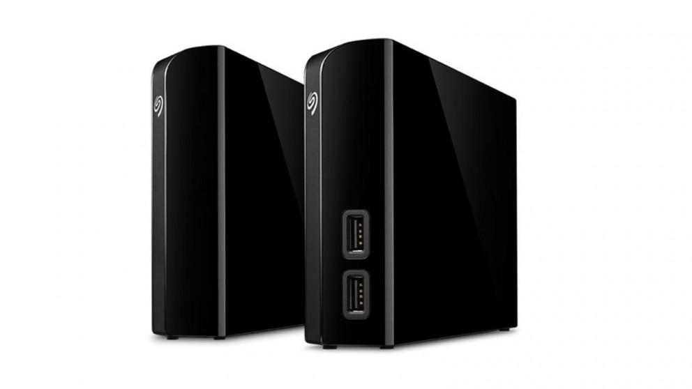 Seagate Backup Plus Hub 4TB Portable Hard Drive